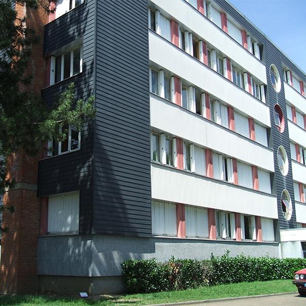 Location appartement T3 Roanne parking