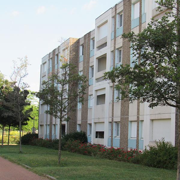 location appartement dans résidence Roanne