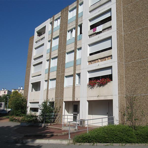 Appartement T3 dans petite résidence
