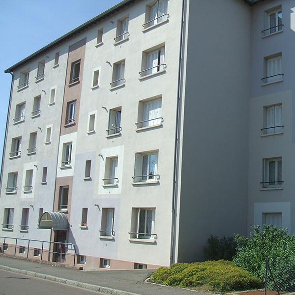 Location appartement dans petite résidence