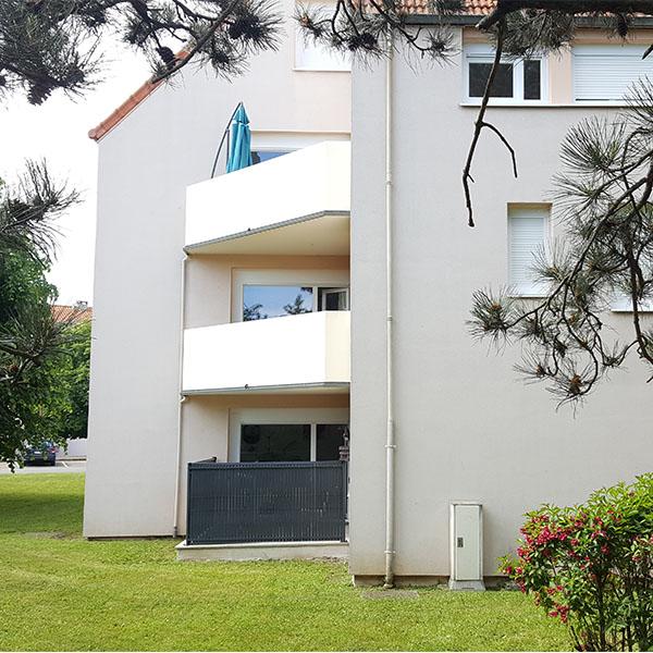 A louer à Riorges village bel appartement T3