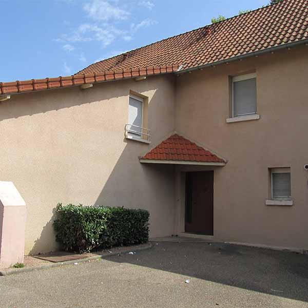vente maison de ville type 6 Roanne