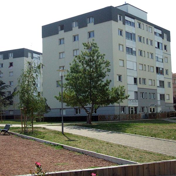 location appartement t3 Roanne