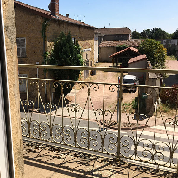 Location appartement T4 Pouilly sous Charlieu