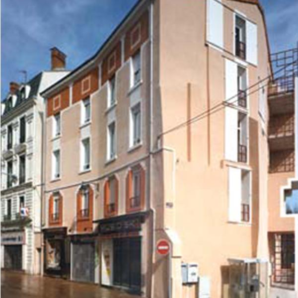 Appartement centre ville Roanne