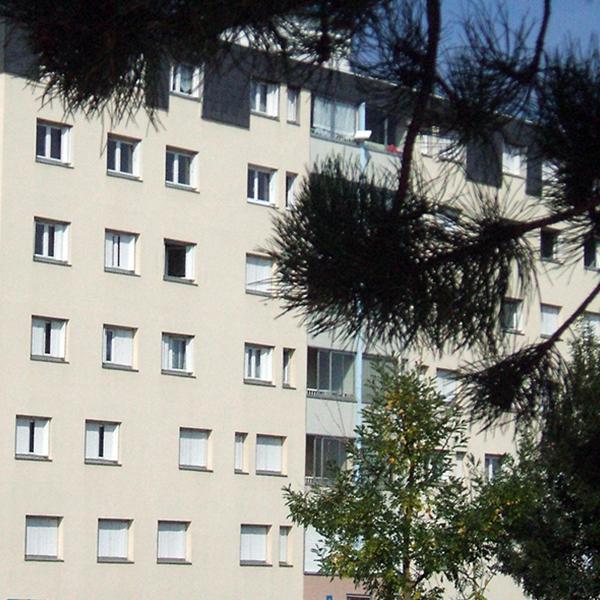 A louer logement avec 2 chambres Roanne