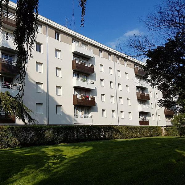 Location appartement dans résidence