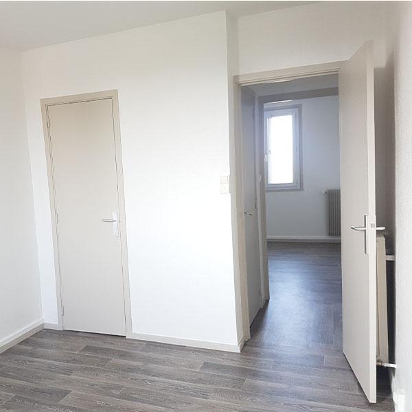 A louer appartement 3 chambres dans résidence