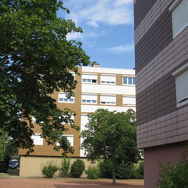 appartement à louer T4 à Roanne