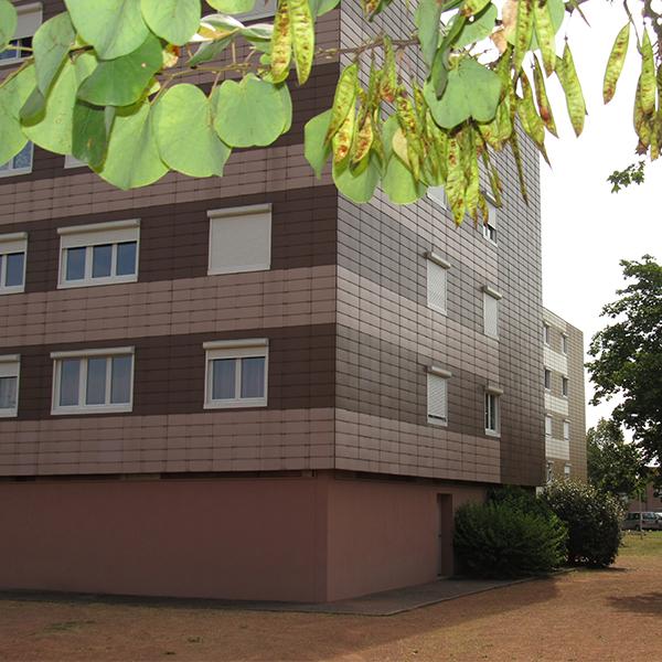 Logement 3 chambres à Roanne dans résidence