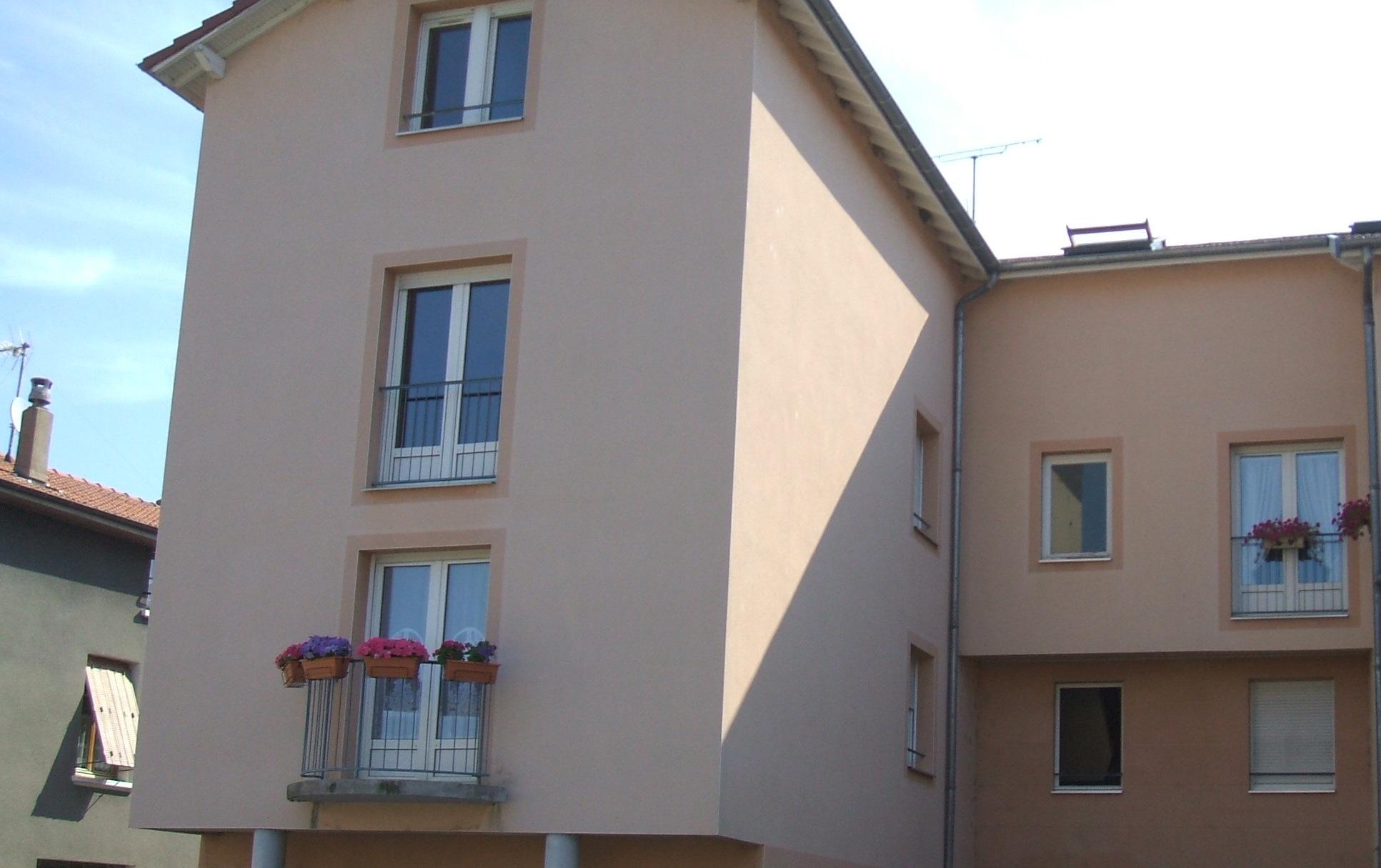Location appartement T3 à Montagny