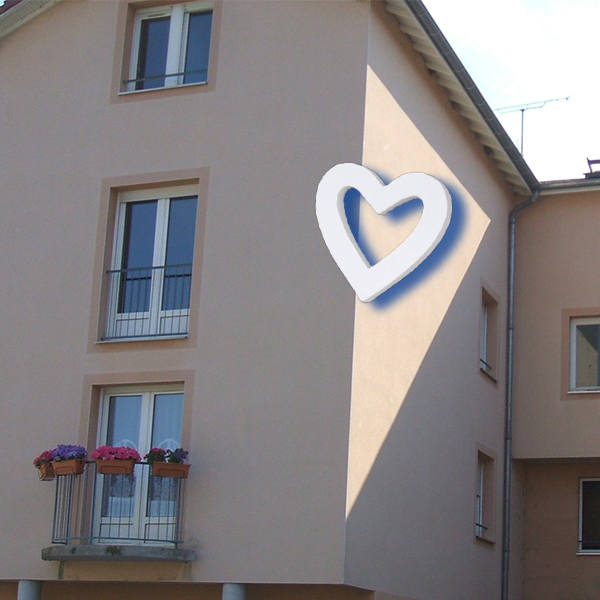 A louer au coeur de Montagny type 3 duplex