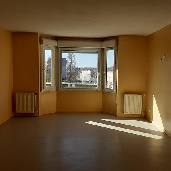Appartement rez de chaussée Roanne à vendre