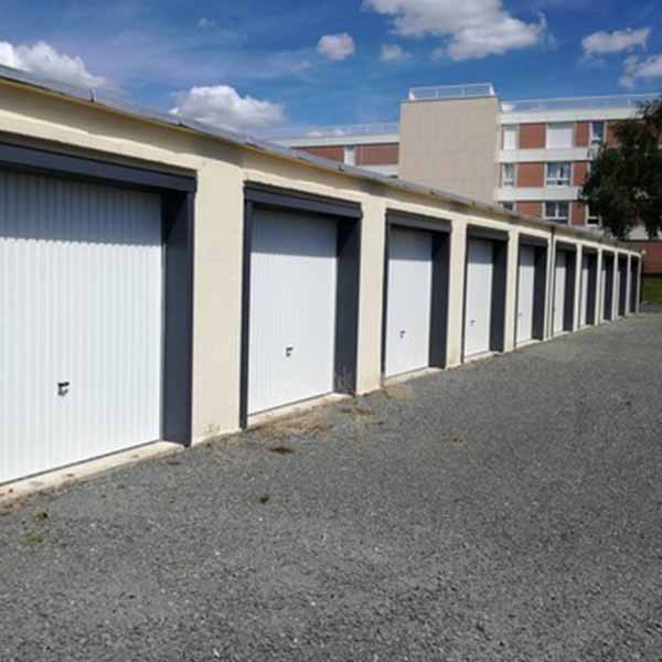 garage, location, Roanne